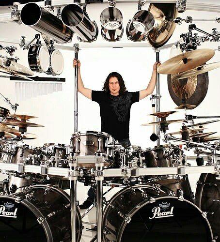 Mike Mangini of Dream Theater . . . #mikemangini #dreamtheaterfanpage #dreamtheaterfans #dreamtheater #drummer #drums #metal #metalhead #metalmusic #legend #legendary #band #drumworld #drummerworld #drumgod #drumporn  http://heavymetaltshirts.net/