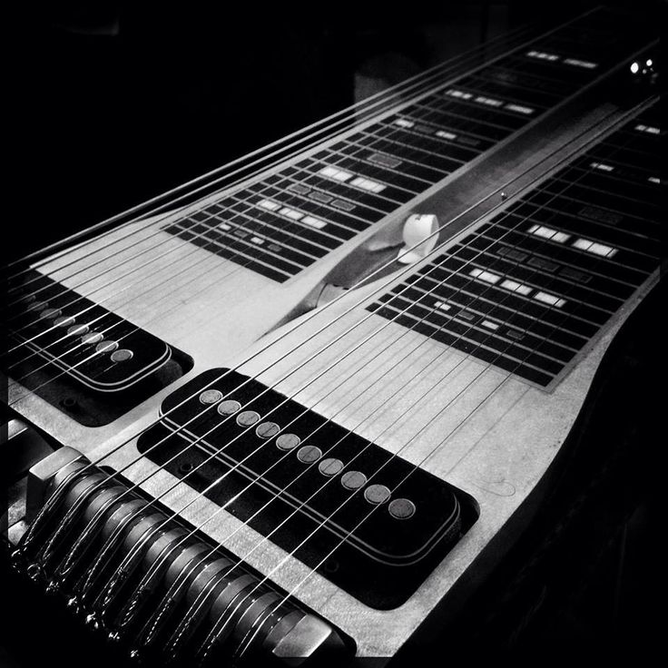 Williams Pedal Steel