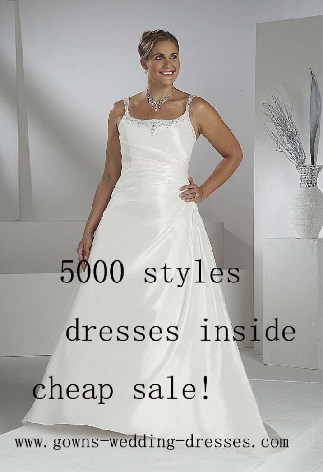 Used plus size wedding dresses on ebay