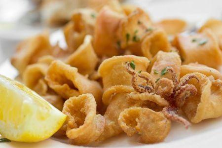 Il #mare è pronto a tavola: #Fritto misto di #pesce