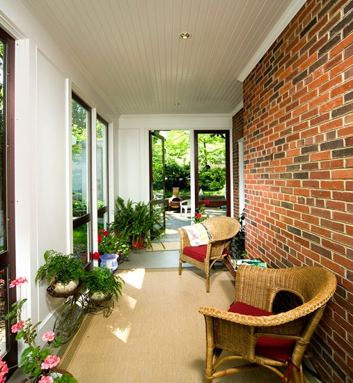 Small Front Patio Design Ideas: Best 25+ Small Screened Porch Ideas On Pinterest