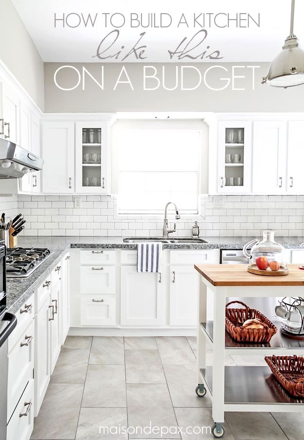 Planning a kitchen renovation? Don\u0027t miss these 14 budget-friendly - Kitchen Renovation On A Budget