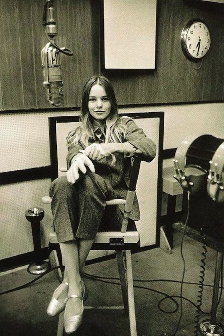 Michelle Phillips: love his style
