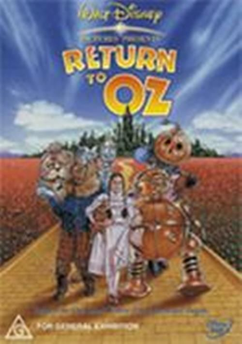 $11.30 + Free Post Return to Oz (Walt Disney) New DVD R4 in Movies, DVDs & Blu-ray Discs | eBay