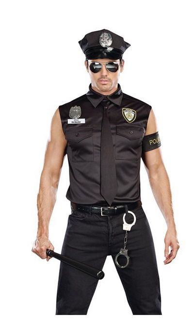 Cop Uniforms Halloween