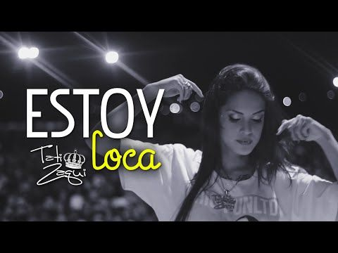 Mc Tati Zaqui - Estoy Loca (Dj Rhuivo) (Lyric Video) - YouTube