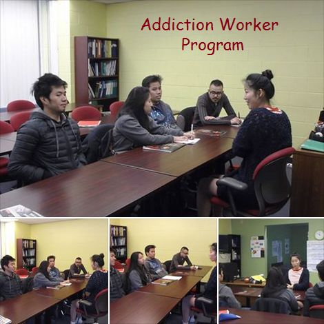 Health Care Assistant Programs & Information: Why You Should Choose the Addiction Worker Program...