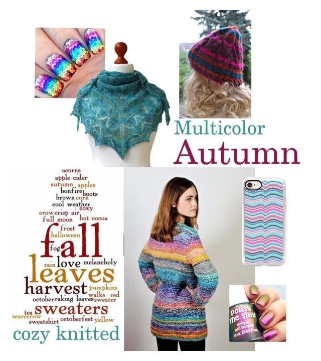 """""""Multicolor Autumn"""" by landoflaces on Polyvore featuring moda i Casetify"""