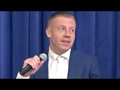 Macklemore talks recovery