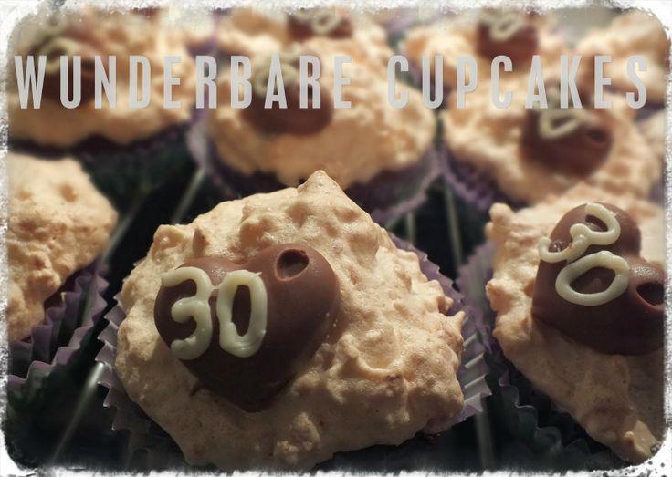 WUNDERBUND: Kokosbaiser - Cupcakes