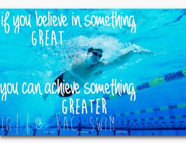 Swimming Quotes Gorgeous 67 Best Swimming Quotes Images On Pinterest  Swimmer Quotes