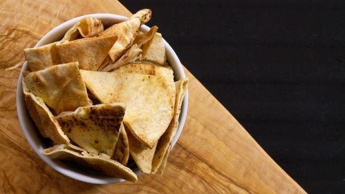 Chips de pita