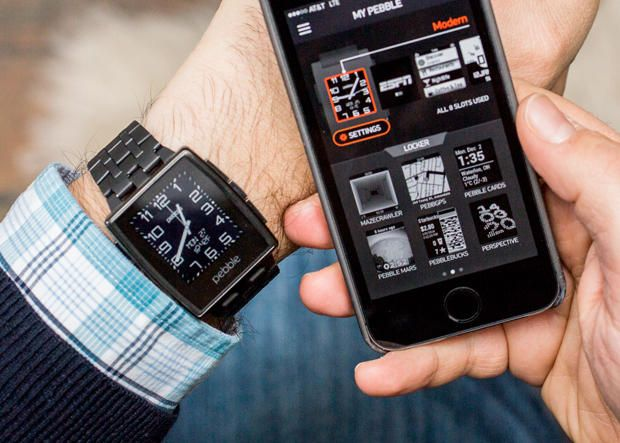 The best Pebble apps