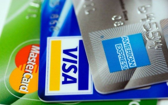 The Four Big Credit Card Payment Networks American Express