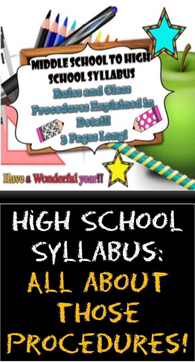 Best 25 a level maths syllabus ideas on pinterest higher level back to school syllabus may be used for any middle or high school grade level robcynllc Gallery