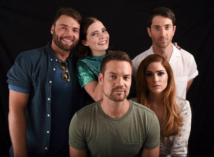 SALEM  cast #ComicCon2016