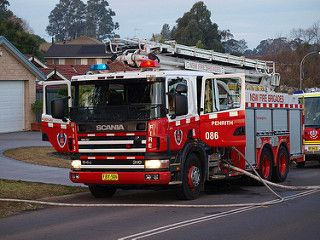 NSWFB - Penrith 086 - Scania Ariel Pumper | by Photography Perspectiv