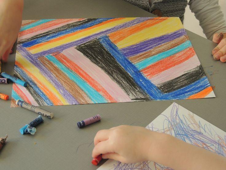 Peinture à gratter