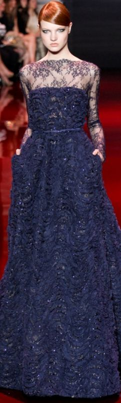 Fall 2013 Couture Elie Saab look17