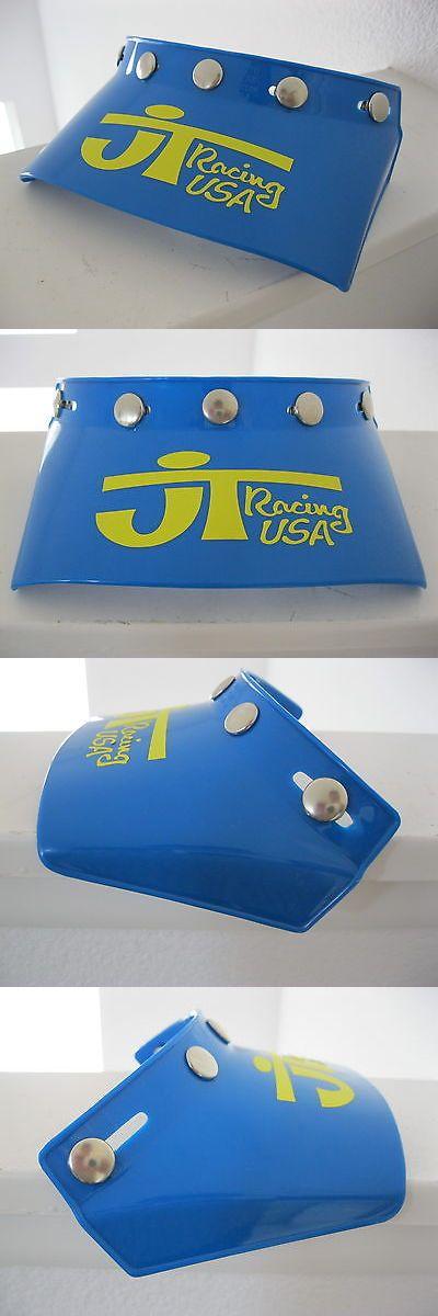 Helmet Accessories 177865: Vintage Motocross Nos 70 S Jt Racing Paulson Motopeak Visor, Jt Racing ,Dg,Bmx -> BUY IT NOW ONLY: $69.99 on eBay!