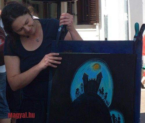 Nagykovácsi Mesekönyv Fesztivál - beszámoló - Magyal.hu - Bábakalács Bábszínház – Szomorú Királykisasszony
