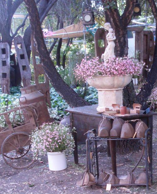 Jardinera 2013, Antigüedades Carroza