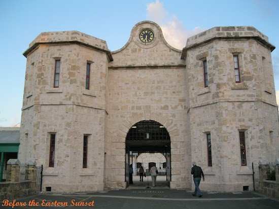 """Western Australia's premier tourist destination and the only World Heritage site is a prison. This is Fremantle Prison, the place where tourists """"do time"""" voluntarily."""