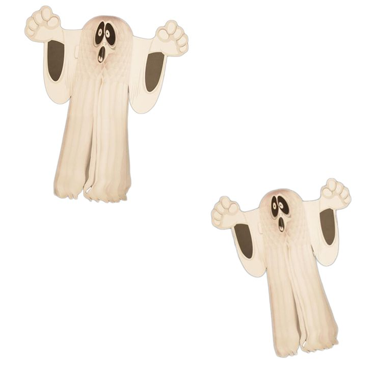 New Halloween Bar Horror Ghost Ghost Decorative Ornaments Ghost 3D S/LGhost Ornaments Props Decoration Halloween Supplies #Affiliate