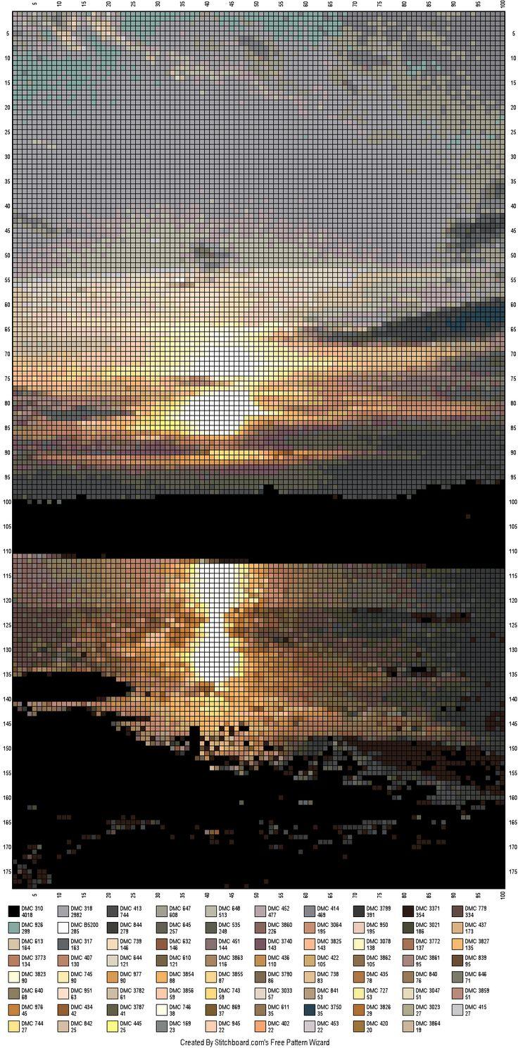 Sunset Espevik