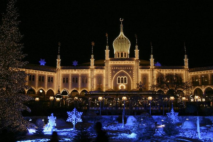 The Nimb, is a five-star boutique hotel in the Tivoli Gardens in Copenhagen, Denmark. The hotel is located in a historic building from 1909, built in a Moorish-inspired Historicist style. In 2009, Condé Nast Traveller ranked it as #40 on their list of the best hotels in the world.