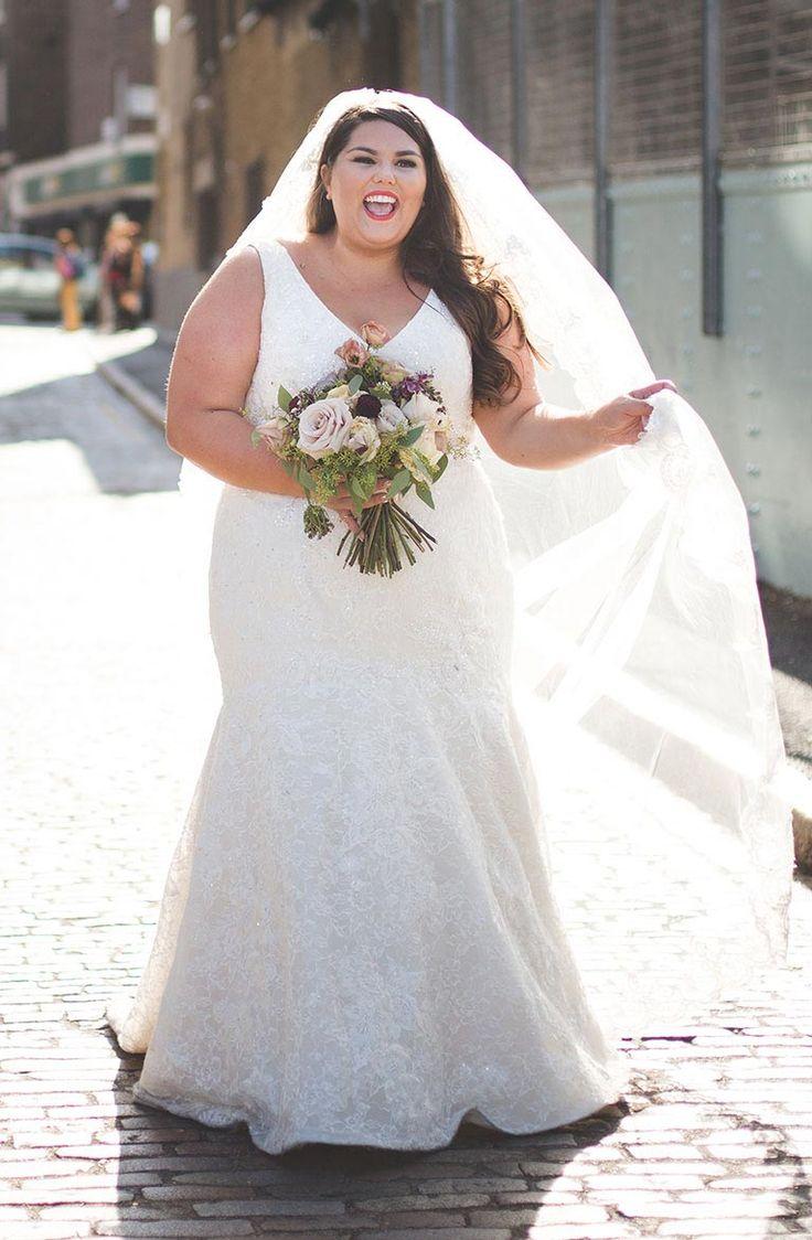 33 Best Plus Size Wedding Gowns Images On Pinterest Wedding