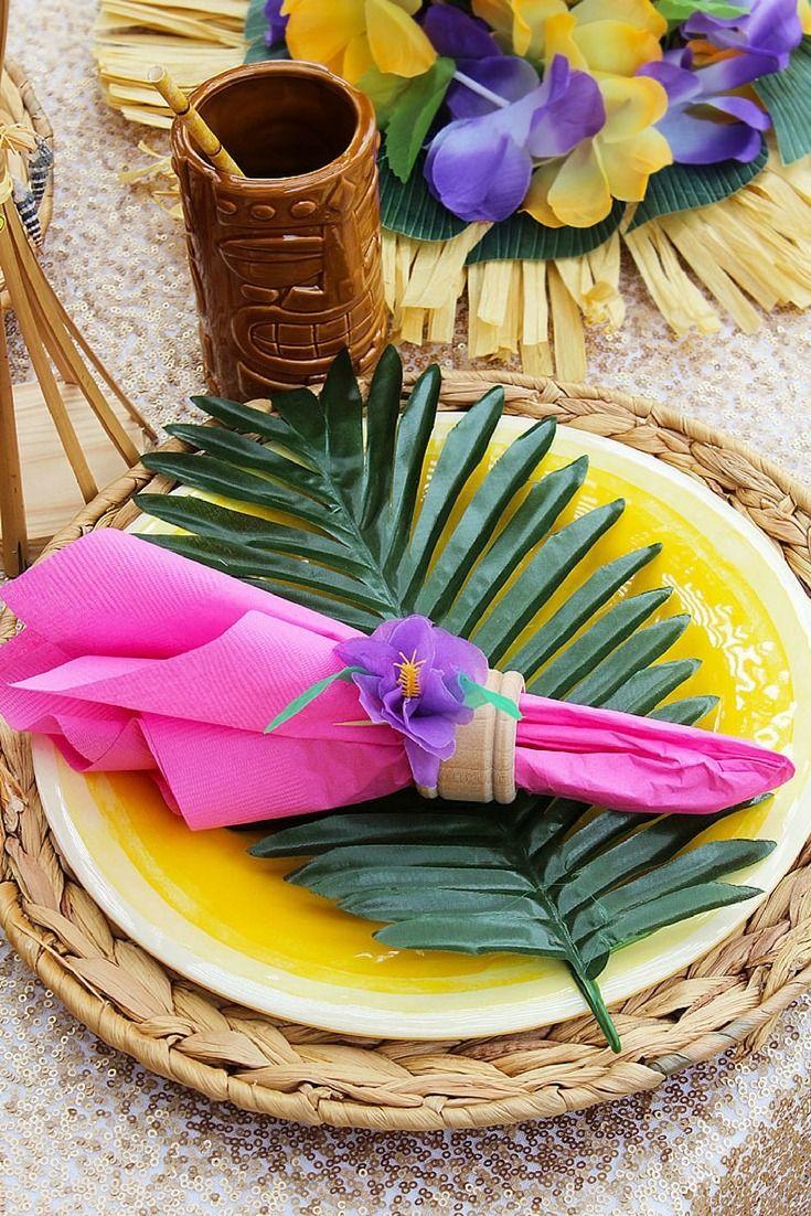 слух оказался поздравление в стиле гавайской вечеринки просыпаемся, радуемся