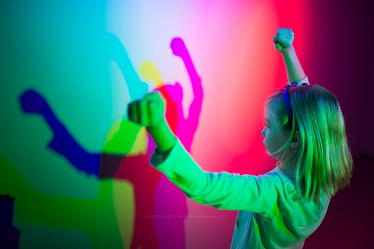 Fun With Color - Photography Gels and RGB Additive Color