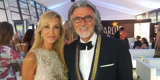 """Alberto Cerdán: """"Quedé impresionado por la Reina Noor de Jordania y muy decepcionado con Claudia Schiffer"""" :: Belleza & Bienestar :: B GLAM Magazine"""