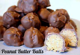 ... | White chocolate bark, Vanilla fudge and Easy chocolate truffles
