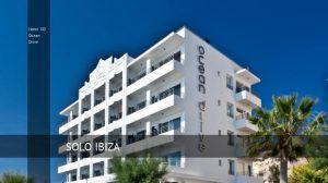 Hotel OD Ocean Drive en Ibiza Ciudad opiniones y reserva