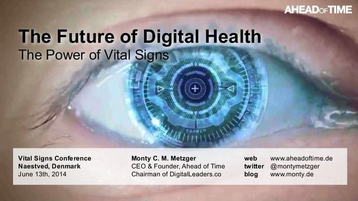 At Vital Signs Conference in Denmark Monty Metzger has been invited to hold a Keynote about the Future of Digital Health. The Keynote speech contains an overvi…