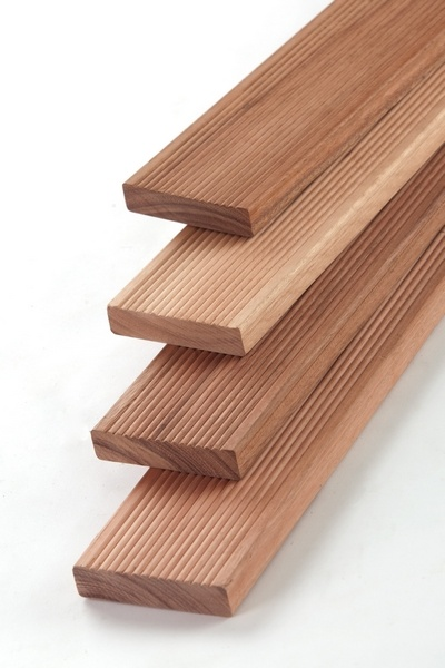 Q-Deck Lyptus Hardwood Decking 20 x 90mm