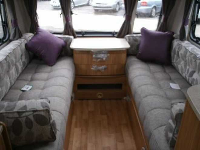 Lunar Quasar 462, 2 berth, (2014) Touring caravan for sale