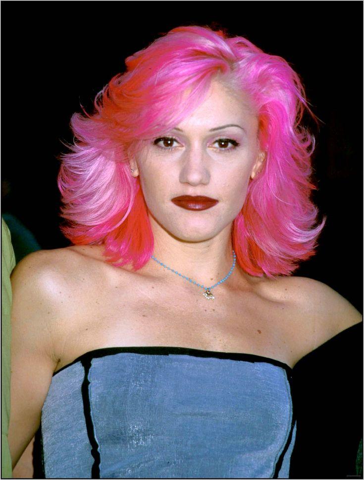 Gwen stefani no doubt hair