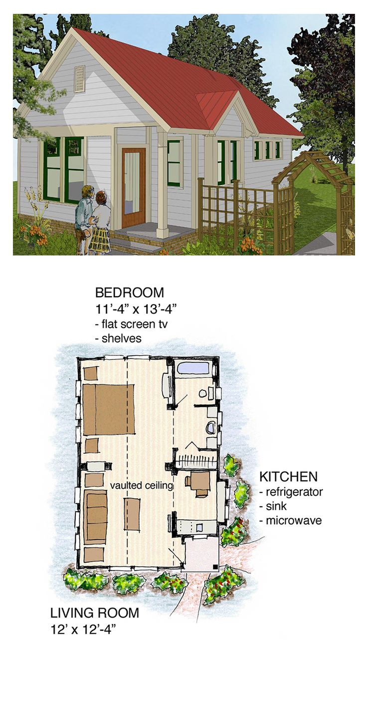 106 Best Images About Granny Flats On Pinterest