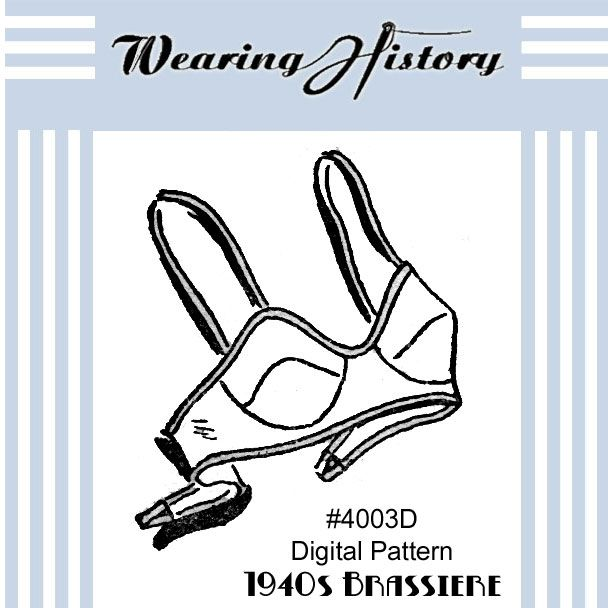 Free Printable Lingerie Patterns | ... Compendium of Lingerie Patterns... Let's talk about a sew-along