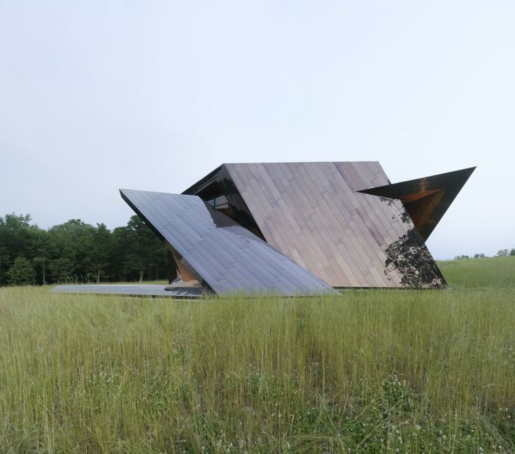 Bringing architecture to the next level 18 36 54 house by daniel libeskind