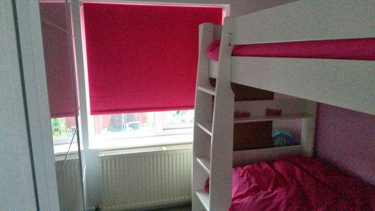17 best images about roller blinds on pinterest girls bedroom pink blackout blinds and children for Best blackout shades for bedroom
