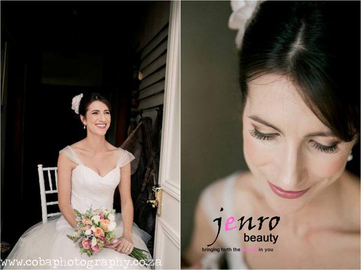 jenrobeauty | GALLERY Bridal Makeup. #jenrobeauty / www.jenrobeauty.com. Wedding makeup, for the big day. #bridal #makeup #lashes #mac #jenrobeauty #glamsquad #jenroteam #weddings #weddingphotographer #photography #cobaphotography