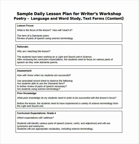 Teacher Day Plan Template Lovely Free Weekly Lesson Plan Template And Teacher Resources Ef Lesson Plan Templates Daily Lesson Plan Daily Lesson Plan Template