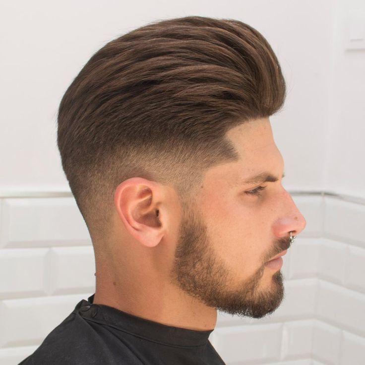 25 best ideas about pompadour fade on pinterest faded