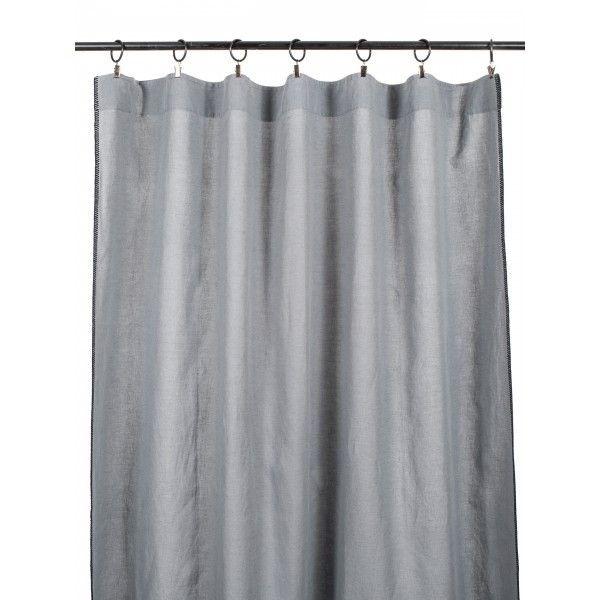1000 id es sur le th me rideaux gris sur pinterest rideaux et rideaux g om triques. Black Bedroom Furniture Sets. Home Design Ideas