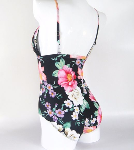 Floral Heaven One Piece Swimsuit
