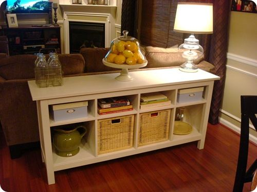 25 best ideas about ikea sofa table on pinterest sofa. Black Bedroom Furniture Sets. Home Design Ideas